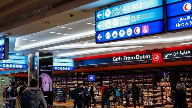 Dubaï Airport