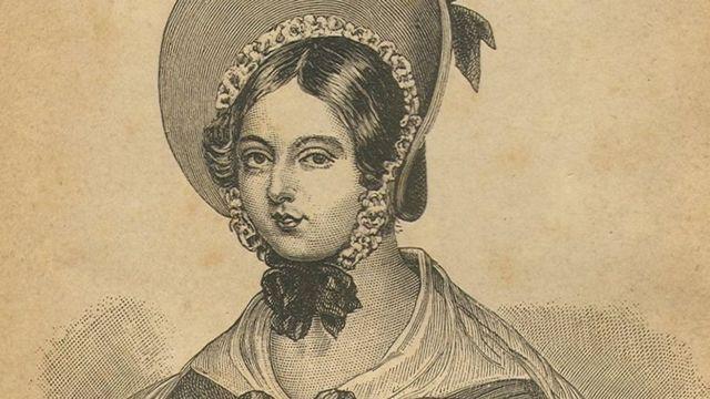 Королева Виктория в 1837 году
