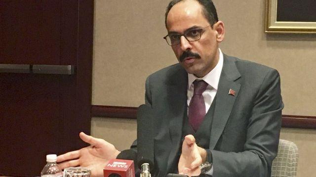 کالین می گوید ترکیه به ایران پشت نمی کند