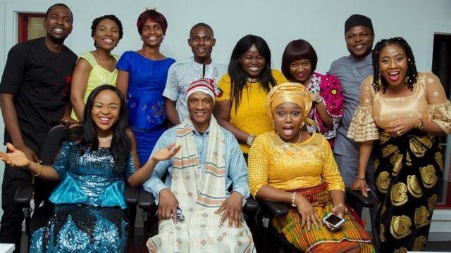 Ndị ntaakụkọ Igbo ji eme ọnụ na BBC