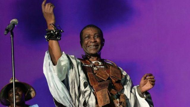 Youssou Ndour académicien de la musique en Suéde