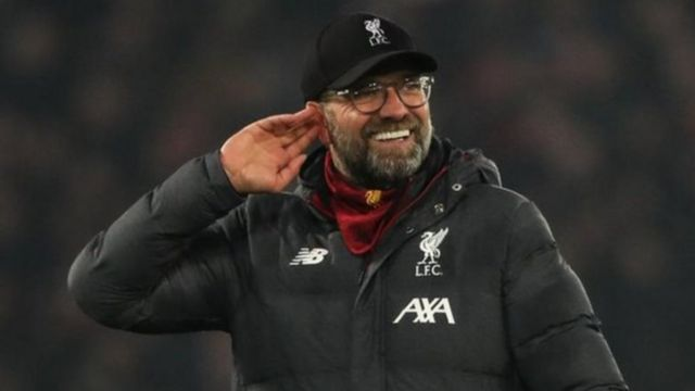 مدرب ليفربول الألماني يورجن كلوب