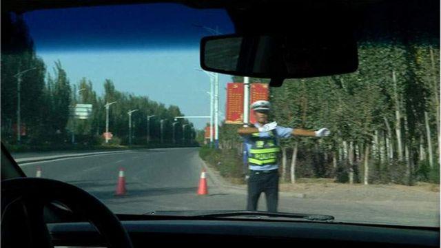 Дорога заблокирована