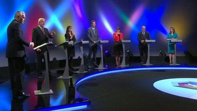 BBC Wales leaders' debate