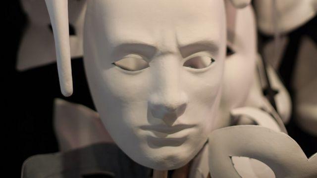 театральна маска