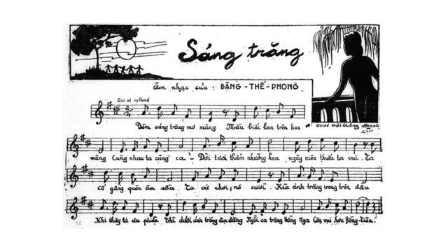 """""""Sáng trăng"""" của Đặng Thế Phong, Học Sinh 24 tháng 8 1939, 8"""
