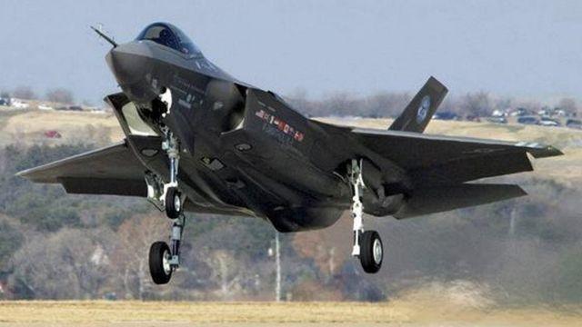 ఎఫ్-35 యుద్ధ విమానం