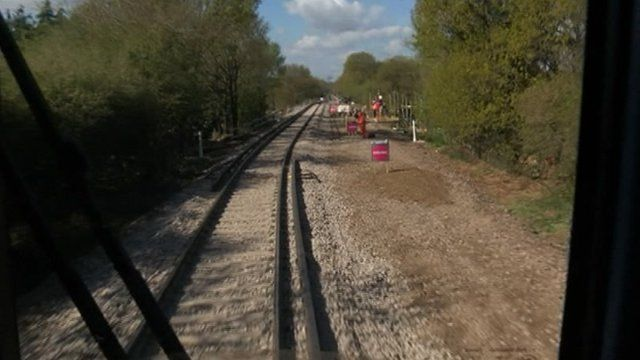 Railway reopens