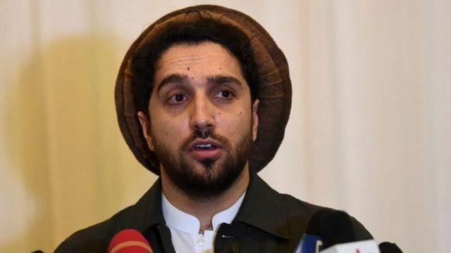 أحمد مسعود الابن