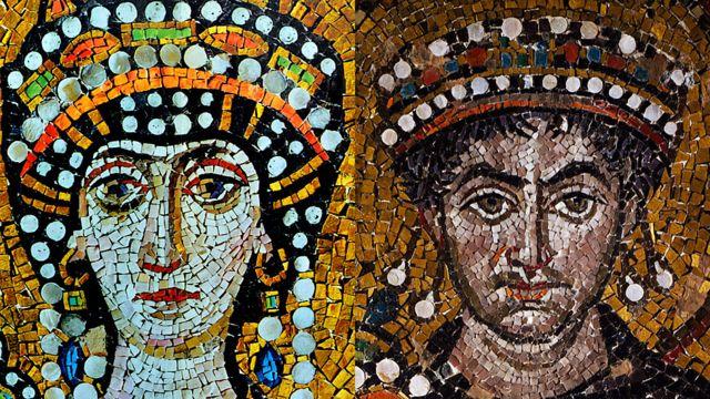 Teodora e Justiniano