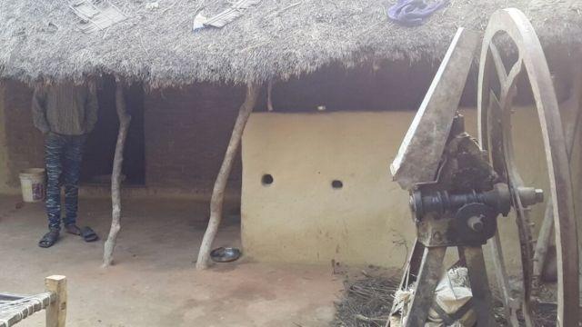 विलासा देवी का घर