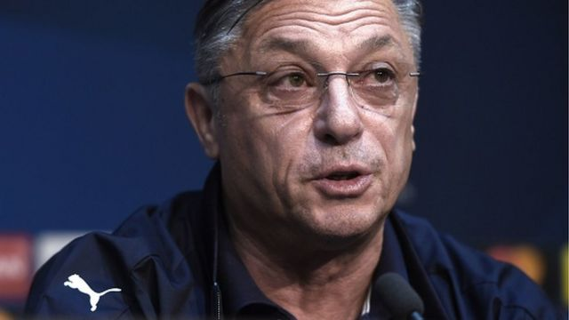 Agé de 59 ans, Kranjcar avait succédé en juin à Zoran Mamic à la tête du Dinamo Zagreb, un club qu'il avait déjà dirigé à deux reprises.