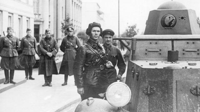 Liên Xô và Đức