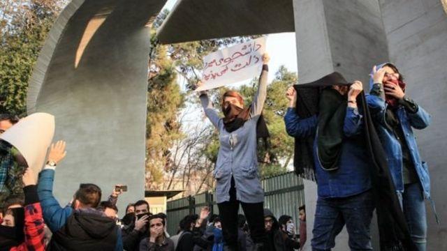 اعتراضات دی ماه ۱۳۹۶