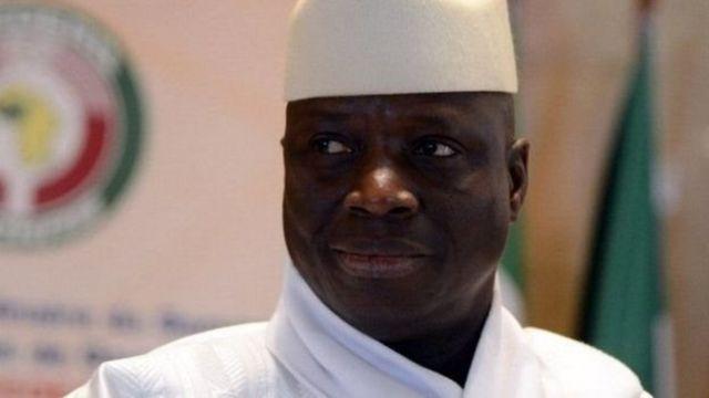 Yahya Jammeh ya shafe shekaru 22 yana mulki a Gambia