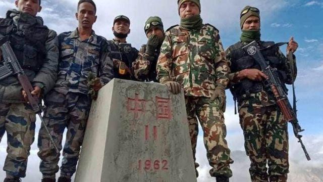 नेपाली सुरक्षाकर्मी