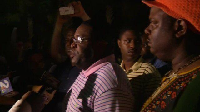 Community leaders in Charleston