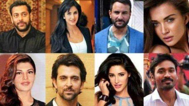भारतीय सिने कलाकार