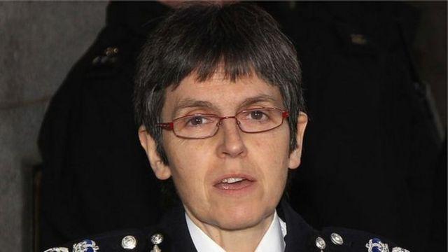 """الت ديك، التي كانت سابقا مسؤولة الشرطة الوطنية لمكافحة الإرهاب، إنها """"تشعر بسعادة غامرة"""