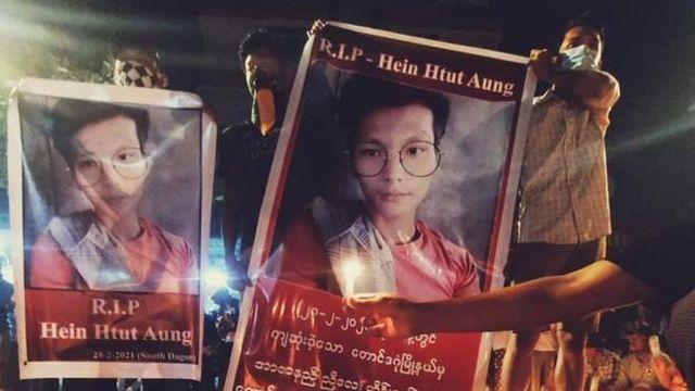 Mynmar military coup