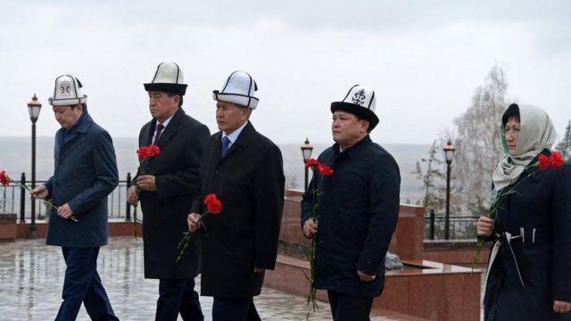 Кыргыз лидерлери