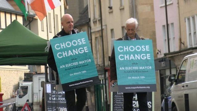 Campaigners for a Bath referendum