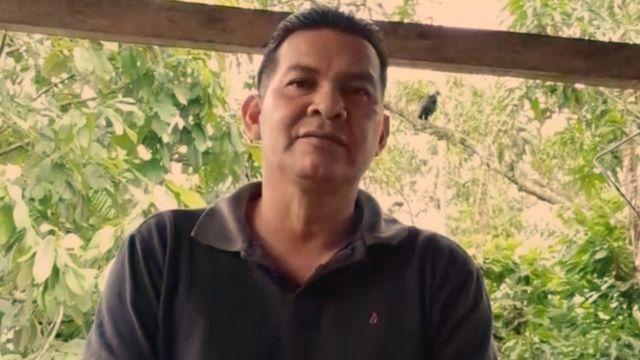 Joel Paumari teve medo de perder os pais, que não queriam tomar a vacina