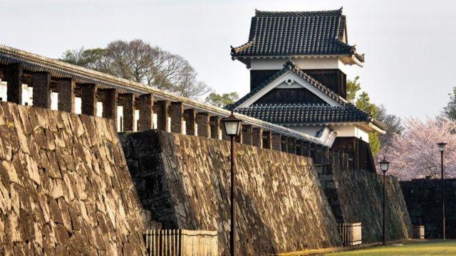(圖片來源:Japanese castles/Alamy)
