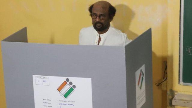 तमिलानडु में चुनाव