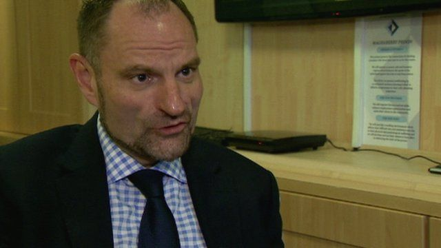 Maghaberry prison governor Phil Wragg said he expected a far more positive inspection in January