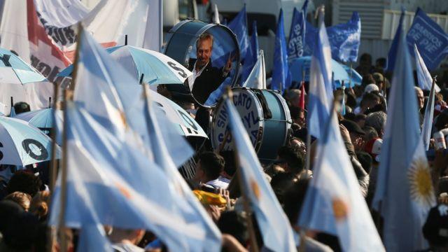 Bandeiras argentinas