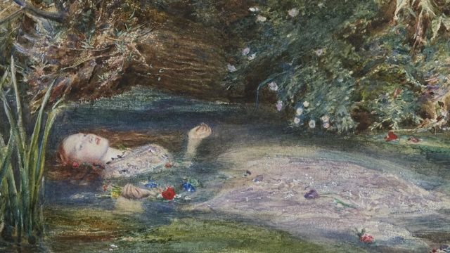 یک نقاشی زیبا در مورد فصل بهار