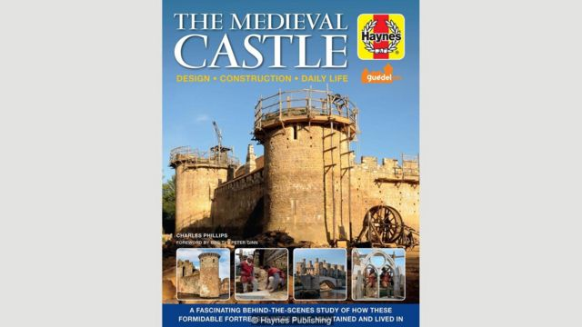 Manual da Haynes sobre castelos medievais