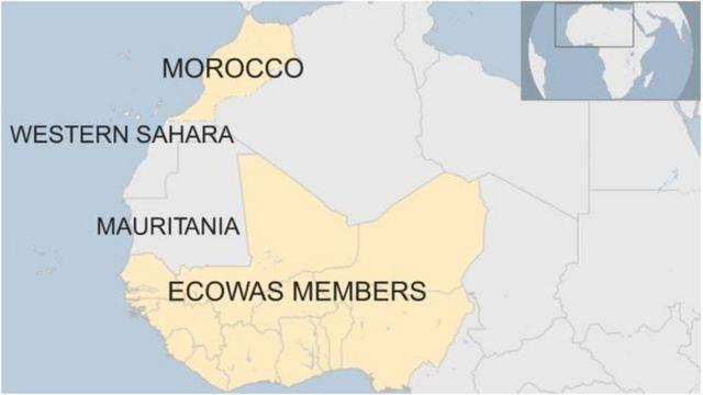 Taswirar Morocco