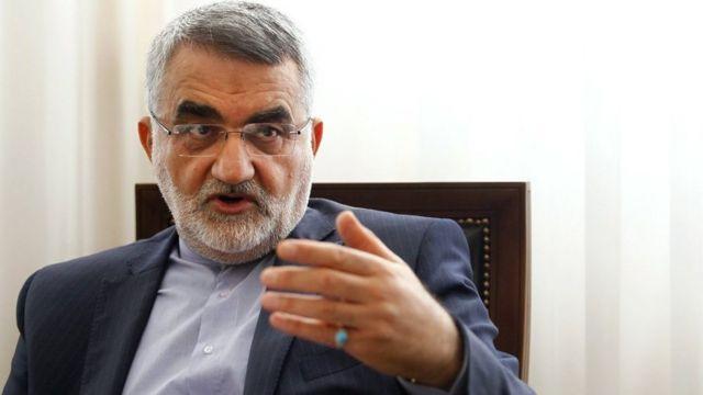 علاالدین بروجردی سال هاست که از نمایندگان مجلس شورای اسلامی است و مدتی طولانی رئیس کمیسیون امنیت ملی بوده است