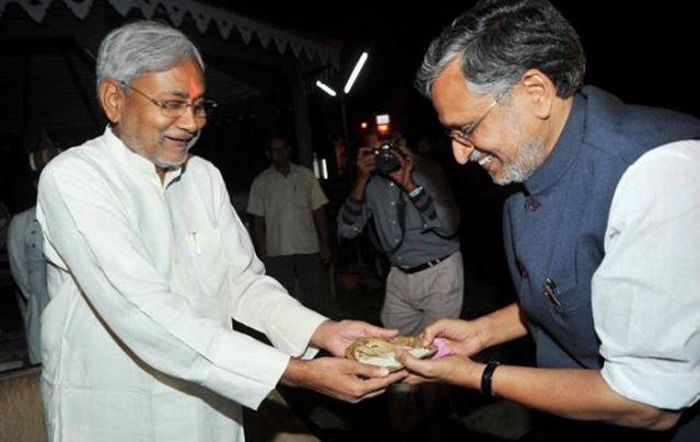 बिहार, नीतीश कुमार, सुशील मोदी