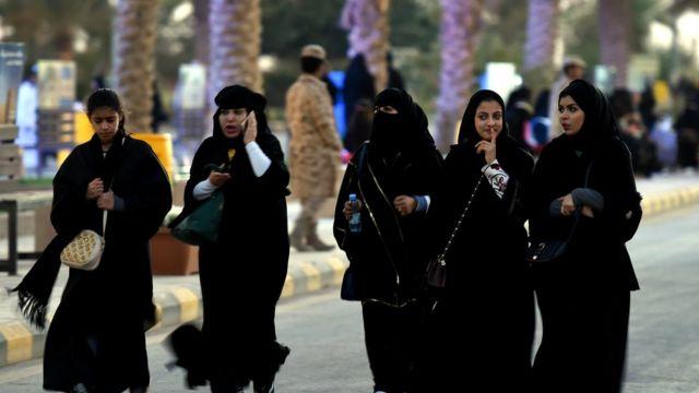 Suudi Arabistan kadınlar
