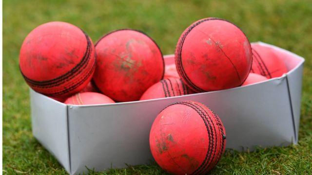 क्रिकेट, खेळ, गुलाबी चेंडू, दिवसरात्र कसोटी