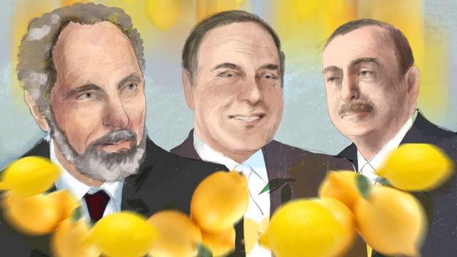 Azərbaycanın üç prezidenti bu regiondandır