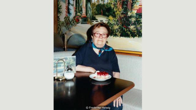 Ханнелора родилась в 1936-м