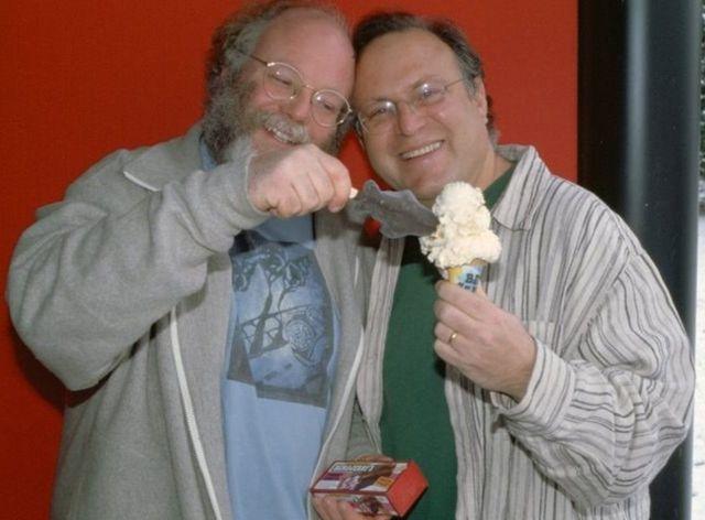Shirkadda Ben & Jerry' waxaa sanaddii 1978 - asaasay Ben Cohen iyo Jerry Greenfield
