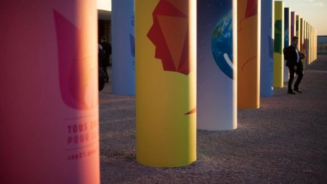 COP21: 'Fireworks' expected as new climate text published