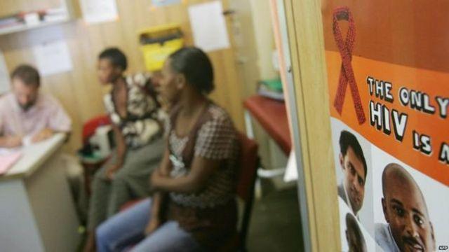 Abakiri bato benshi muri Afrika barahitanw ana SIDA