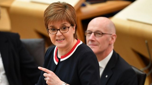 Scottish independence: Nicola Sturgeon to give update on indyref2 plans