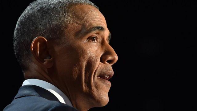 Presidente Barack Obama
