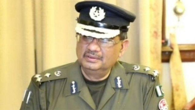 سی سی پی او عمر شیخ