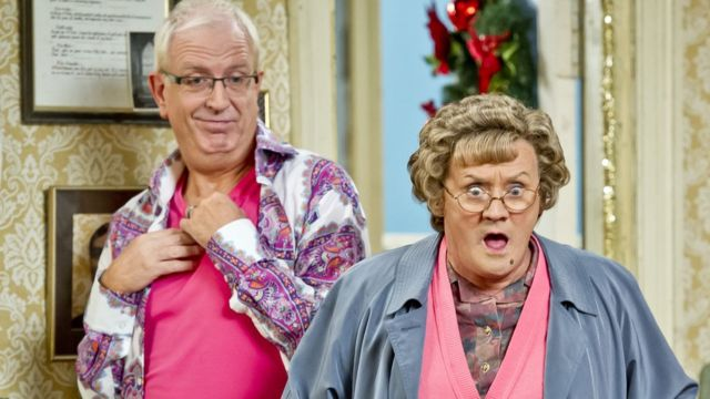 Rory Cowan: 'Unhappy' Mrs Brown's Boys actor quits
