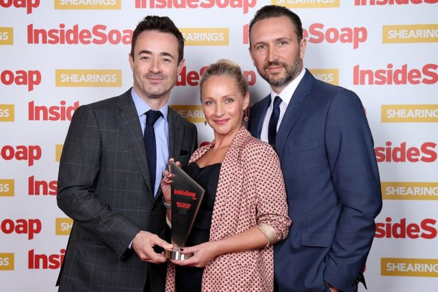 Joe McFadden: Strictly has taken over my life (but not helped my acting career)