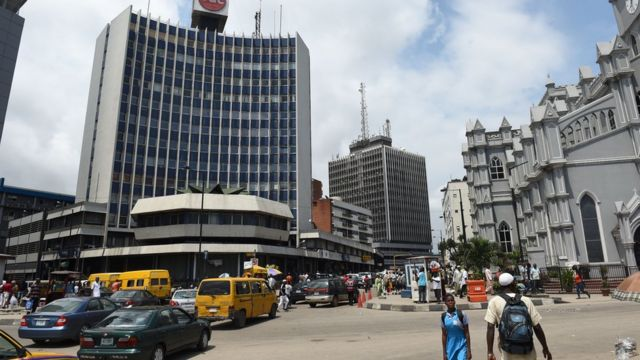 Hada-hada a Lagos
