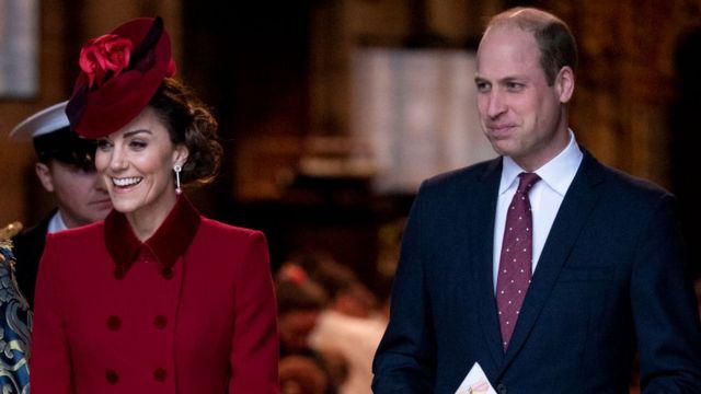 Герцог та герцогиня